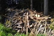 『薪ストーブの燃料に丸太差し上げます。』のサムネイル